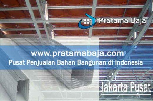 harga hollow baja ringan Jakarta Pusat