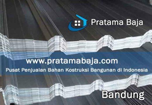 harga seng gelombang Bandung