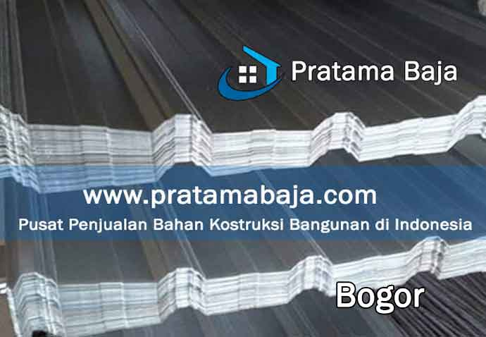 harga seng gelombang Bogor