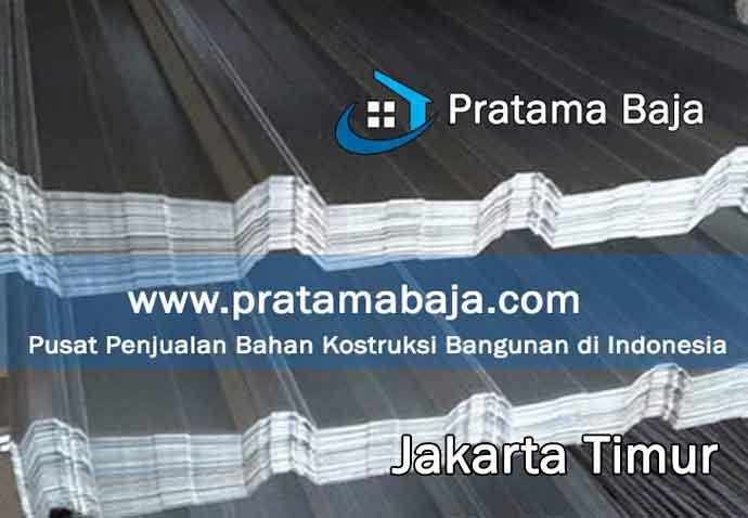 harga seng gelombang Jakarta Timur