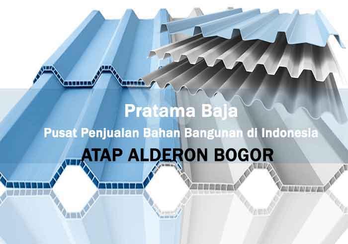 Harga Atap Alderon Bogor