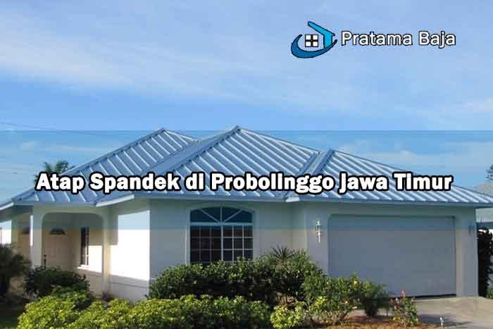harga spandek Probolinggo