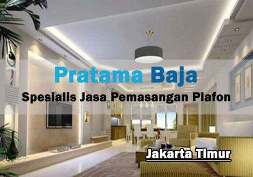 harga pasang plafon Jakarta Timur